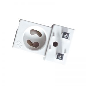 Socket Porta Starter Blanco